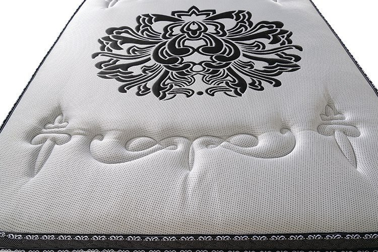 New double spring mattress encased manufacturers-6