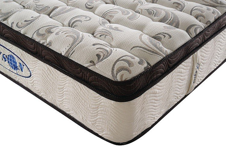 Latest pocket spring mattress double Supply-5