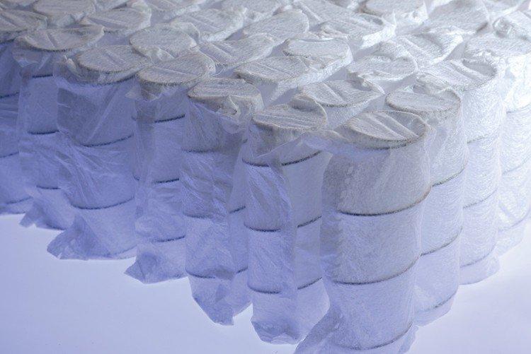 pillow queen size pocket sprung mattress rspmp for home Rayson Mattress