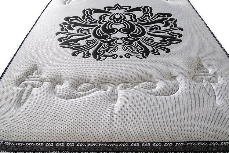 Latest pocket spring foam mattress customizable manufacturers-6