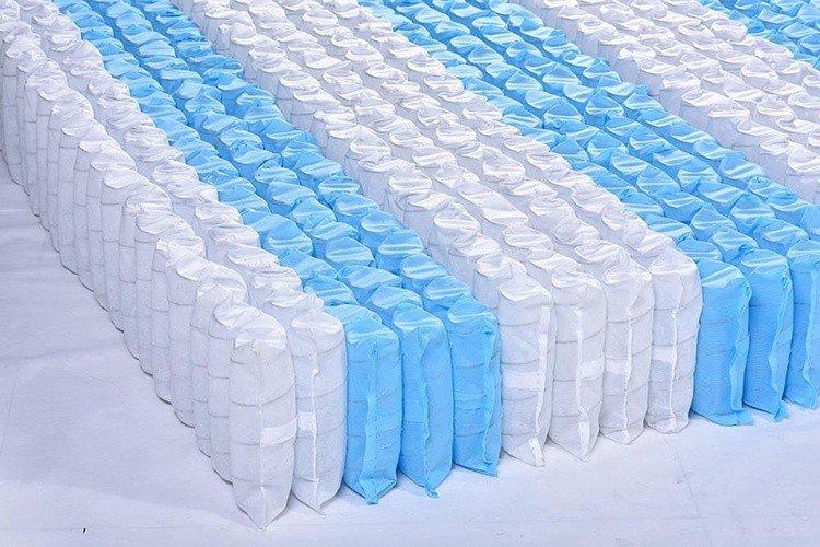 Latest pocket spring foam mattress customizable manufacturers-7