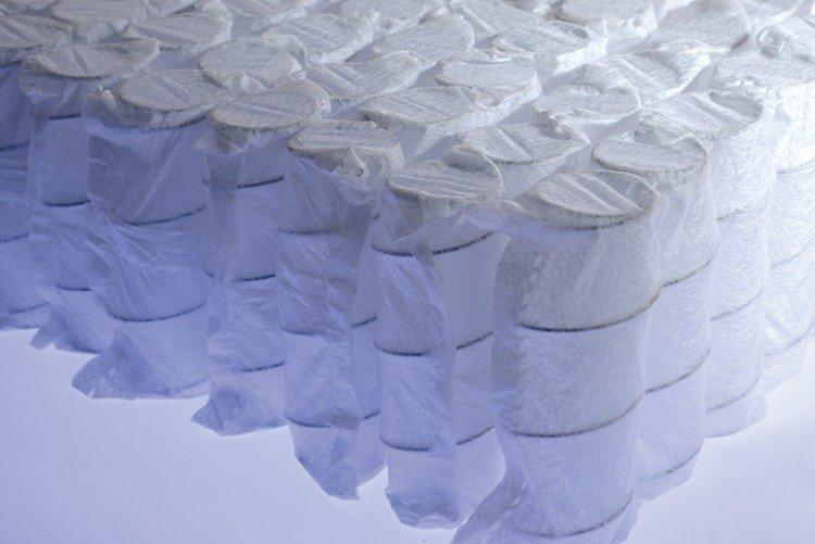 Wholesale health pocket sprung and foam mattress Rayson Mattress Brand