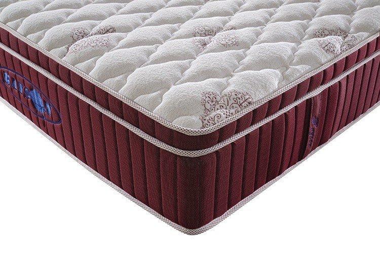 product unit resilience pocket sprung and foam mattress Rayson Mattress Brand company