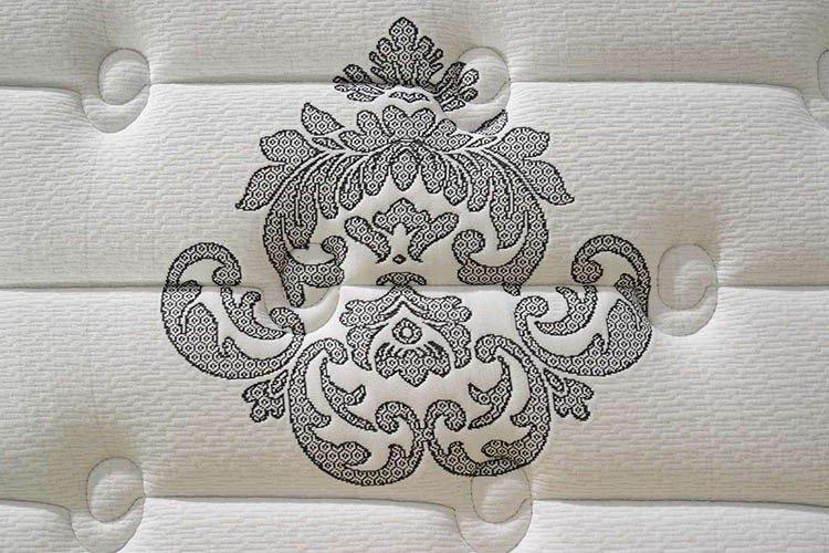sprung 200x200 king size pocket mattress Rayson Mattress Brand