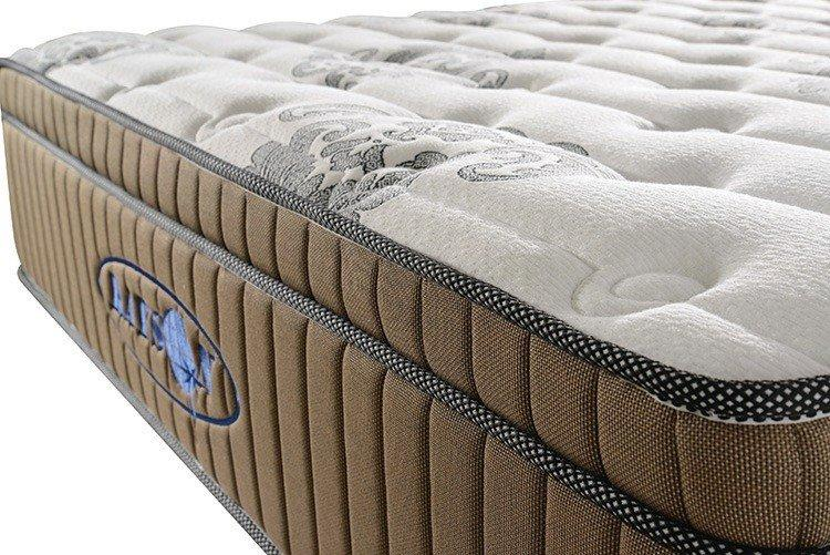 sprung 200x200 king size pocket mattress Rayson Mattress Brand