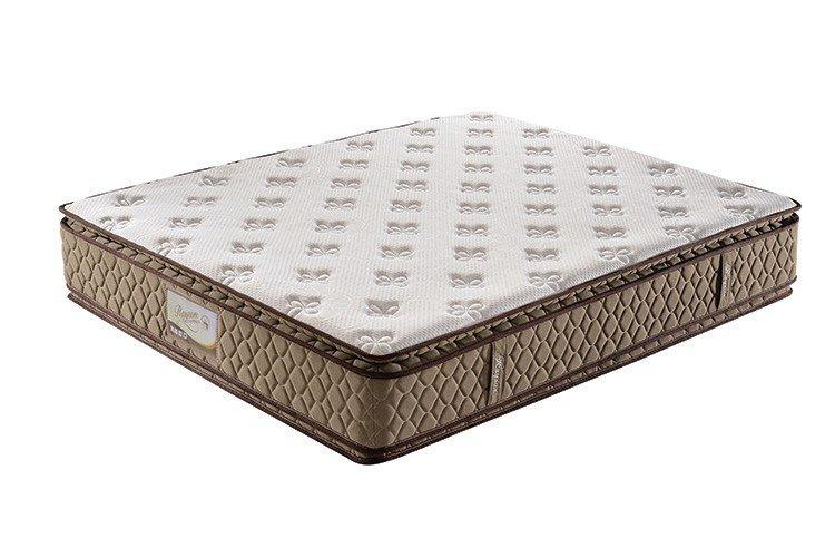 Wholesale latex happy pocket sprung and foam mattress Rayson Mattress Brand