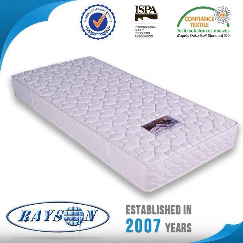 Alibaba International Cheap Price Bed Comfortable Single Mattress
