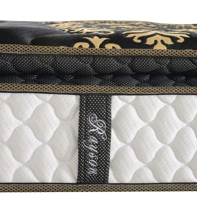 New innerspring and memory foam mattress mattress Suppliers-5