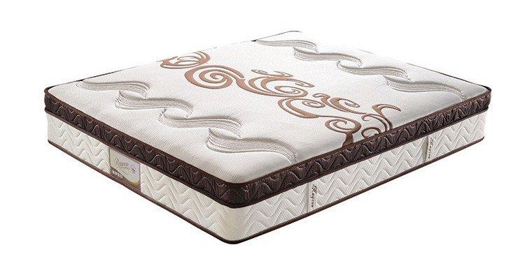 Wholesale spring foam mattress fireproof Suppliers-2