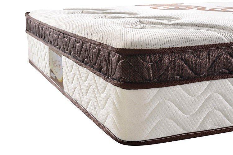 Wholesale spring foam mattress fireproof Suppliers-4