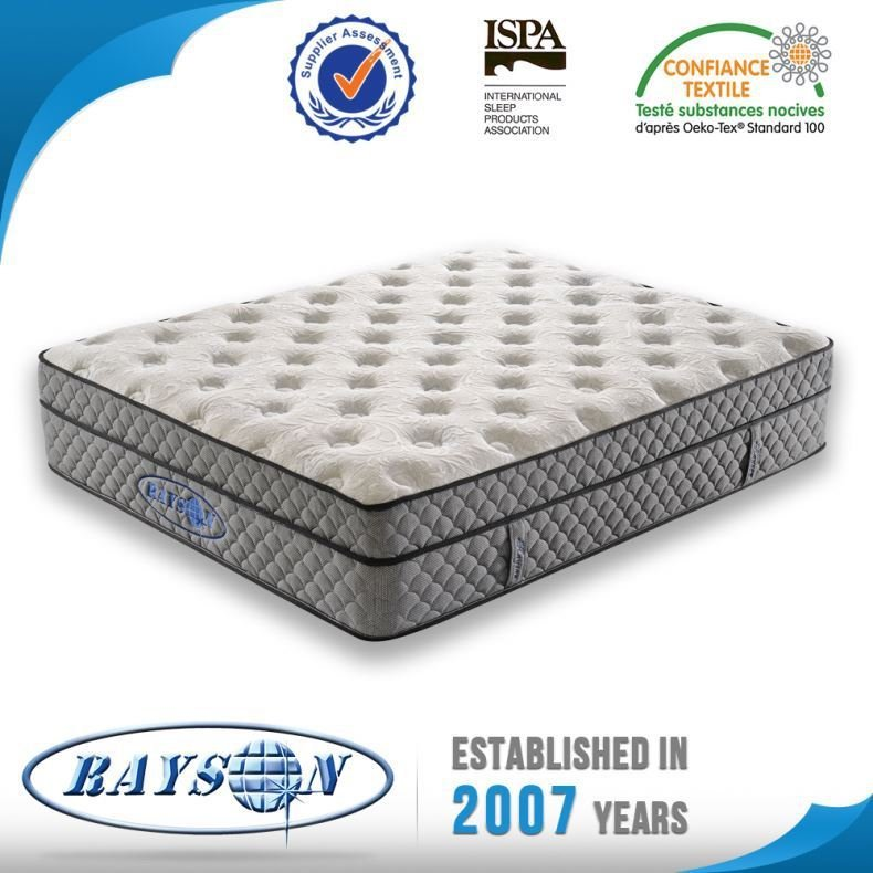 Bedroom Furniture Decor Customized Size Durable Spring Mattress