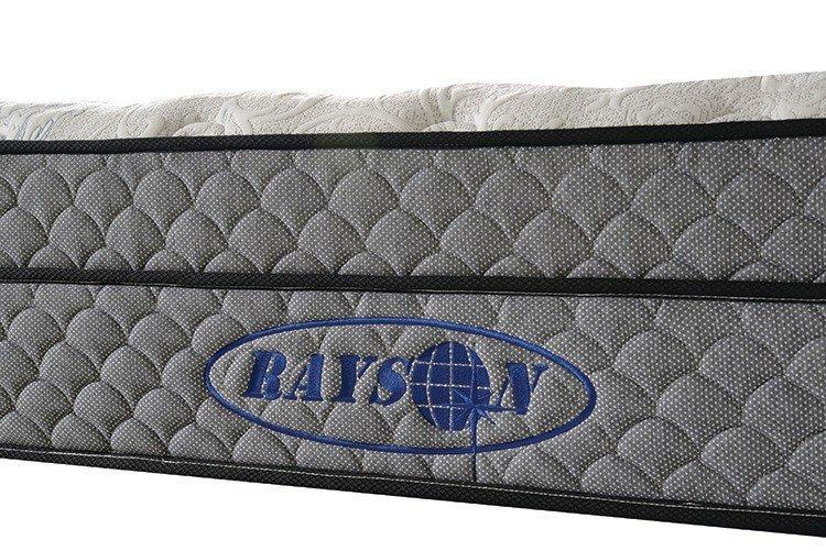 prison korean bed OEM cooling tufted bonnell spring mattress Rayson Mattress