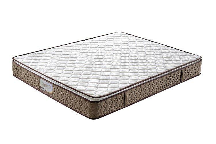 Wholesale wedge cooling tufted bonnell spring mattress Rayson Mattress Brand
