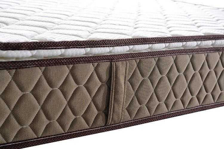 High-quality memory foam mattress back pain spring manufacturers-5