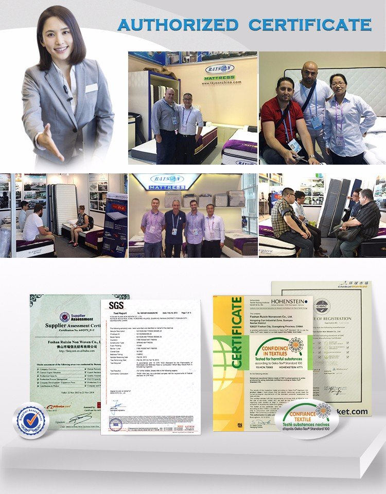 Latest memory foam mattress manufacturers double manufacturers-13