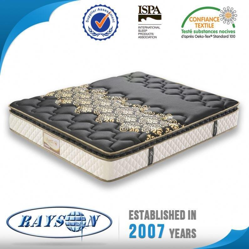 China Wholesale Excellent Quality Comfort Bamboo Foam Mattress Topper