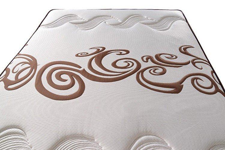 Top pocket coil memory foam mattress home Suppliers-3