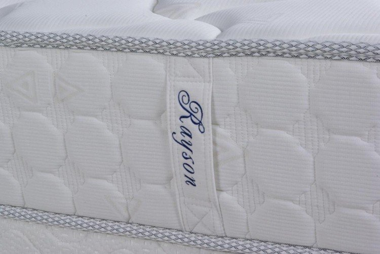 Rayson Mattress plush individual coil spring mattress Supply-4