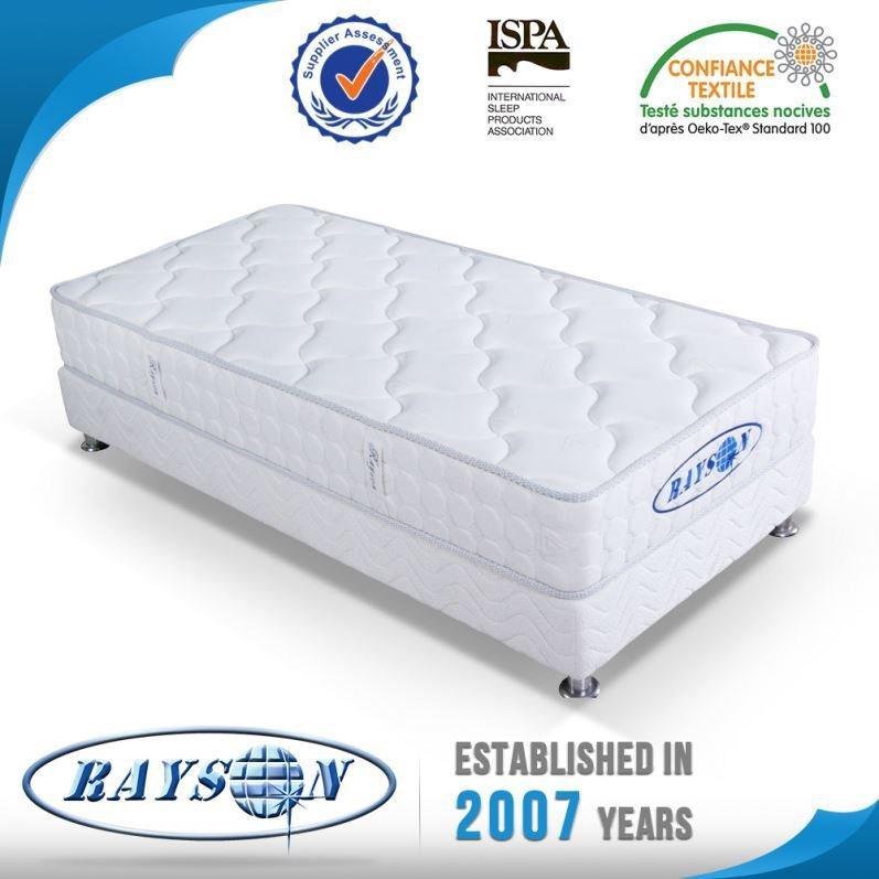 Low Price Good Dream Spring Customizable Single Foam Mattress