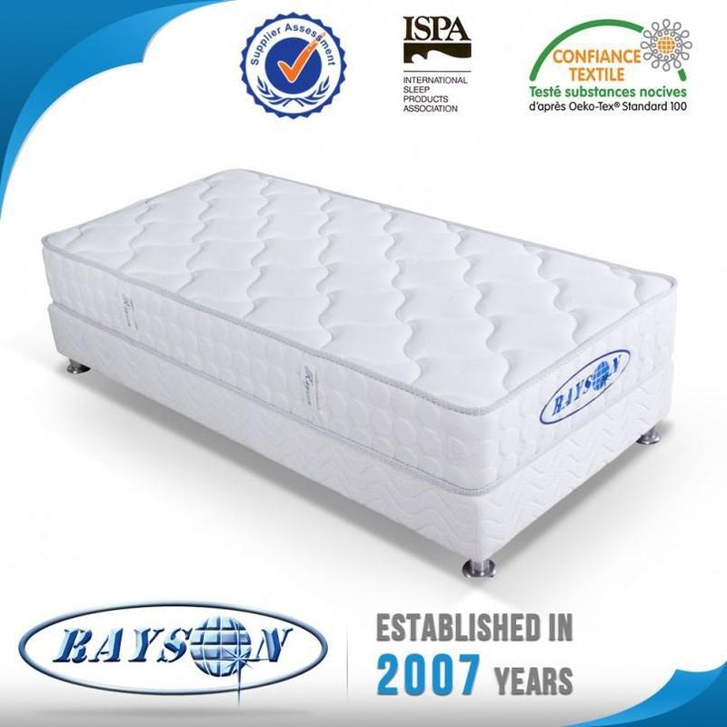 Export Quality Low Cost Comfort Single Bed With Mattress