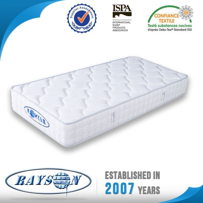 Customizable Used Hotel Mattresses Super Single Bed Mattress