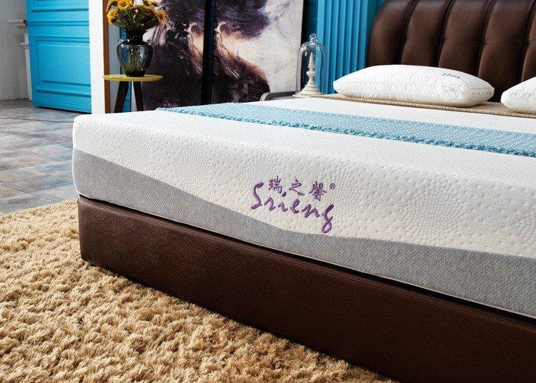 Import China Goods Cheapest Price Comfort Visco Gel Memory Foam Mattress