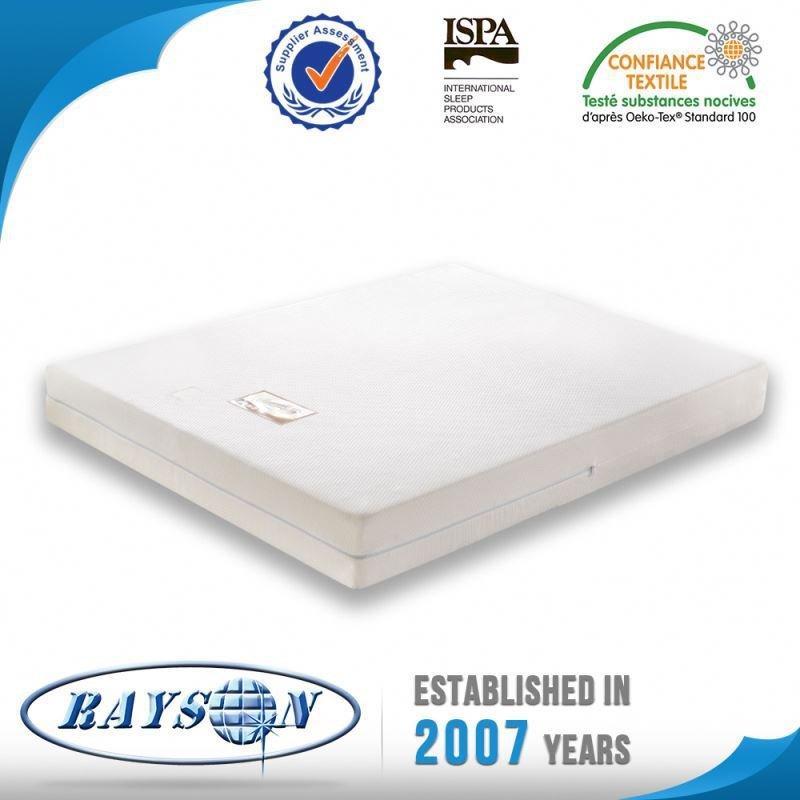 Migliore qualità del sonno migliore scelta arrotolato con materasso Memory Foam