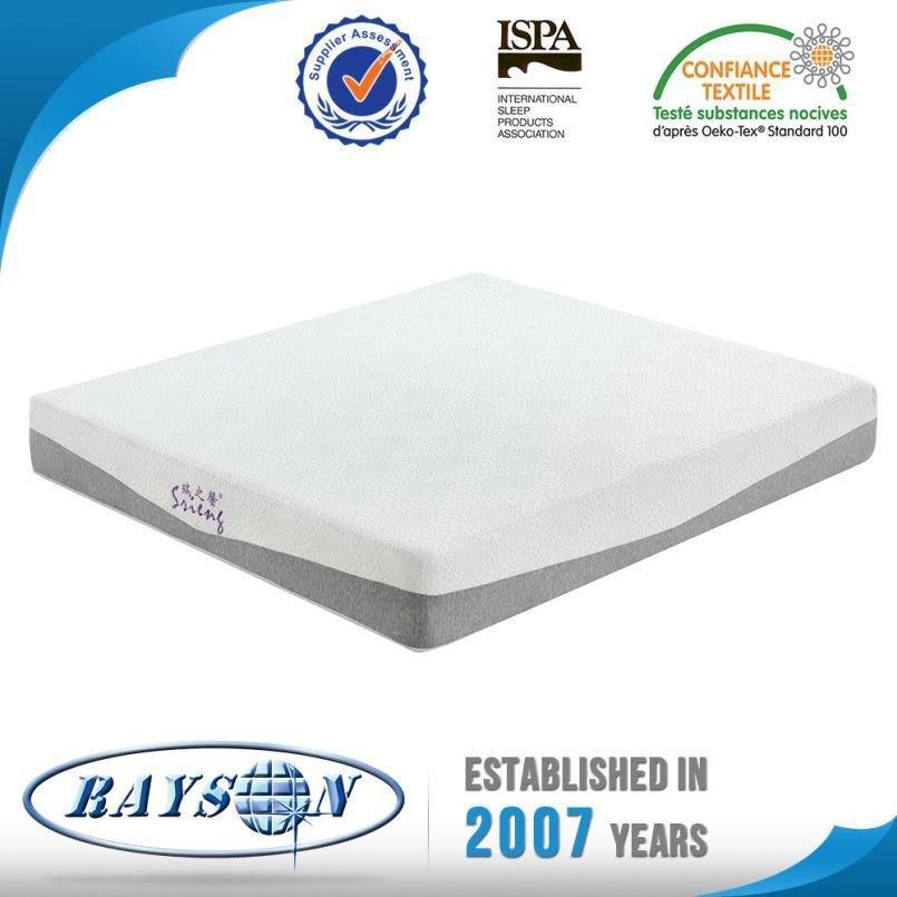 Zip di merci dalla Cina 2017Promotional Comfort materasso