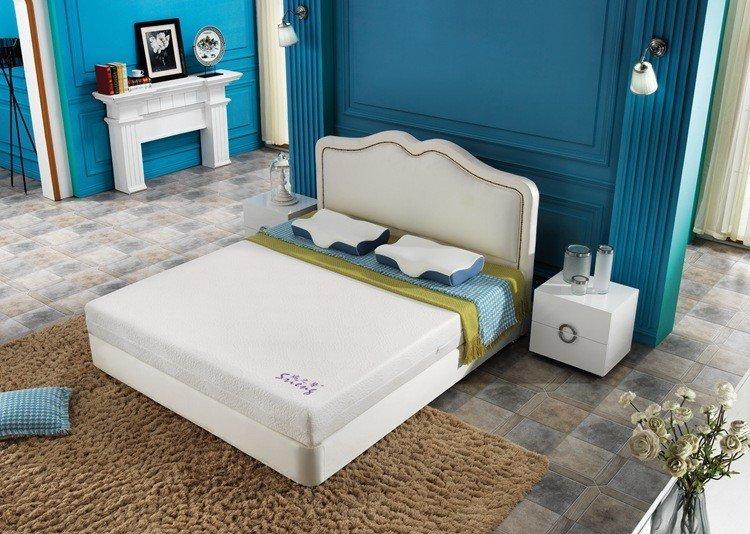 gel buying Rayson Mattress Brand best quality memory foam mattress factory