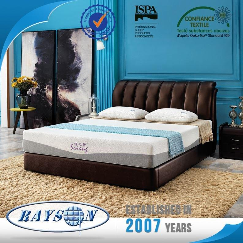 Cheaper Good Quality Mattress Gel Memory Foam Mattresses