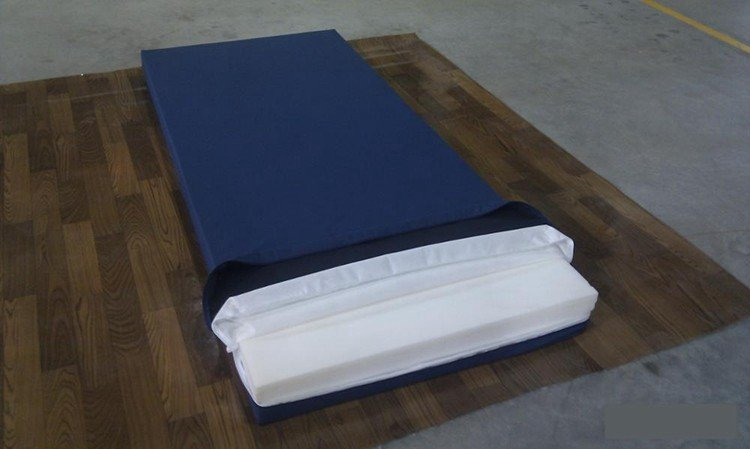 China Supplier Good Quality Comfort Removable Camping Mattress-4