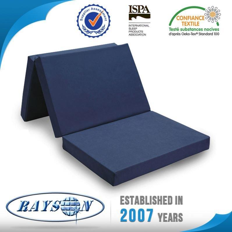 Alibaba International Wholesale Foldable Foam Mattress