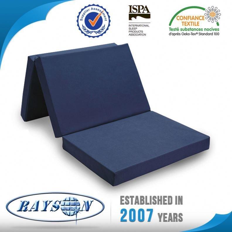 China Top Class Comfort Foam Foldable Mattress