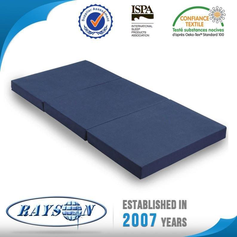 Alibaba China Supplier Cheapest Customizable Travel Folding Mattress