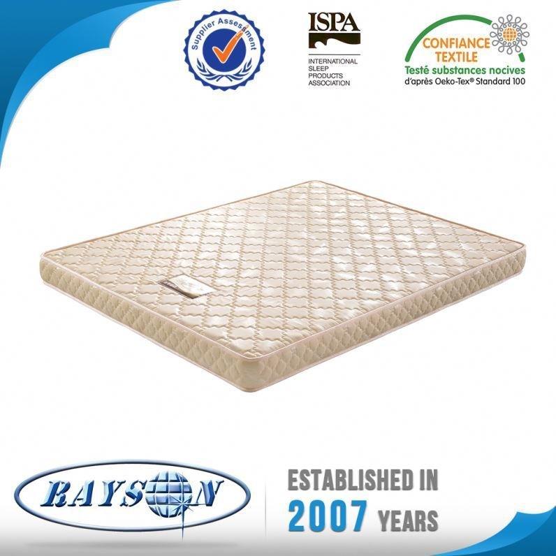 Custom foam vs spring mattress rolled Supply
