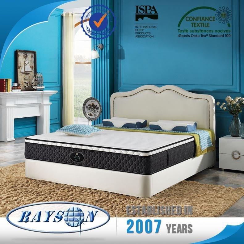 중국 에이전트 최고 수준의 양질의 편안 터치 침대 매트리스를 구입