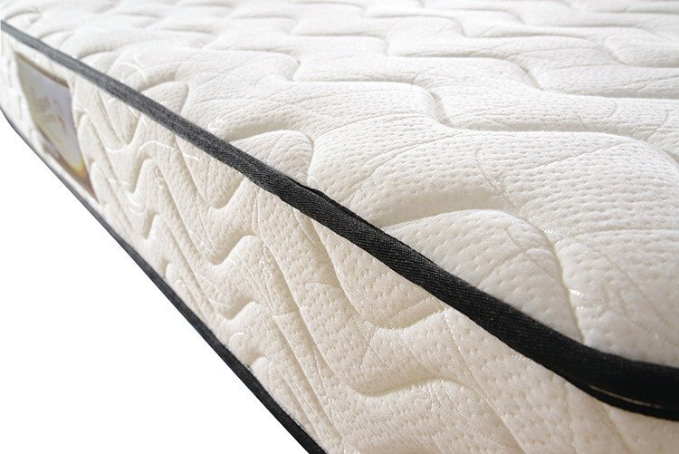 New pocket sprung double mattress with memory foam top rolled Supply-4