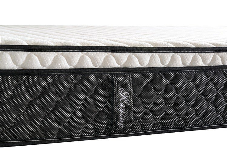Custom roll up memory foam mattress topper pack Supply-7