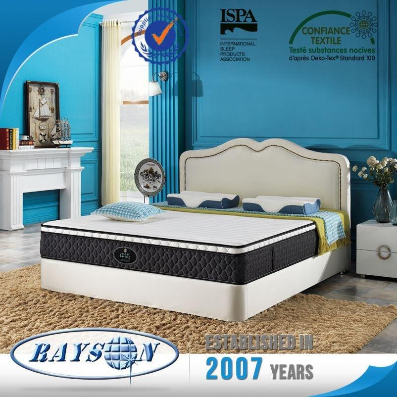 Cheap Price Good Quality Pocket Spring Rolled Mattress