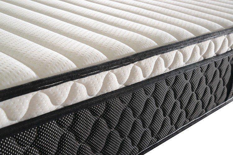 Hot making new pocket sprung mattress blue Rayson Mattress Brand