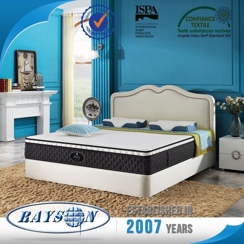 Топ качество Оптовая Pocket Spring кровать и матрас