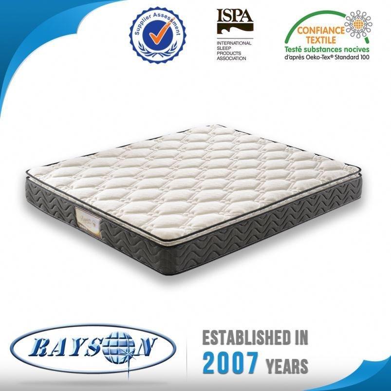 Низкая цена горячее надувательство хороший сон настраиваемые хлопок кроватка матрас