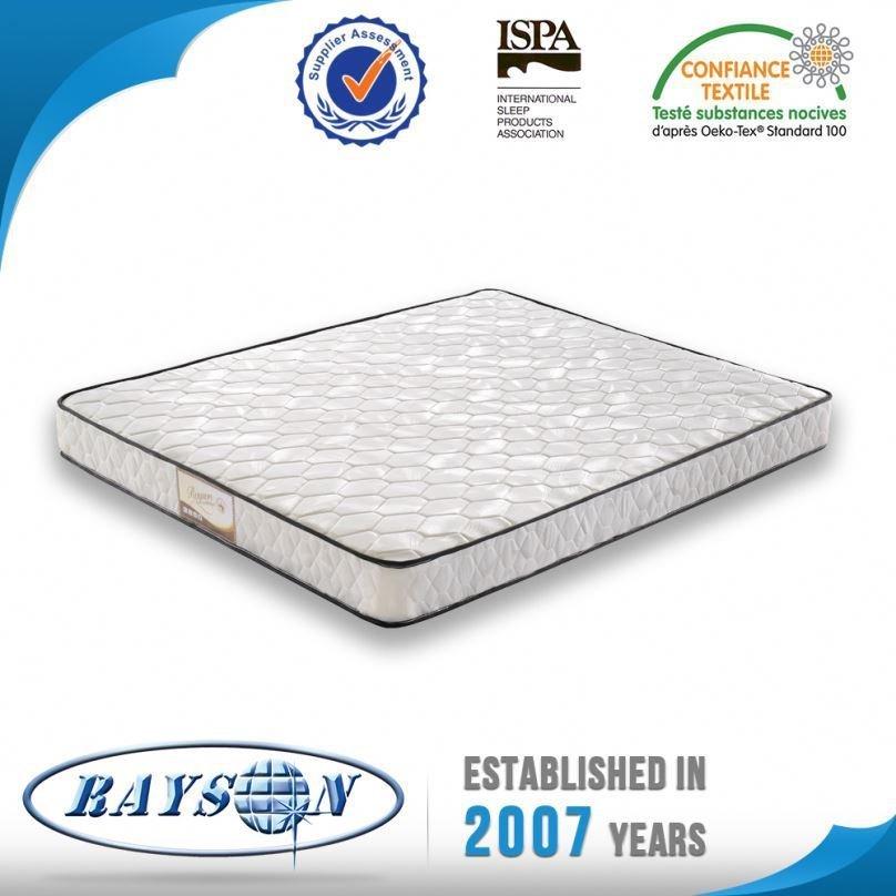 Best Quality Custom Size Regular Foam Mattress Compression Bonnell Spring