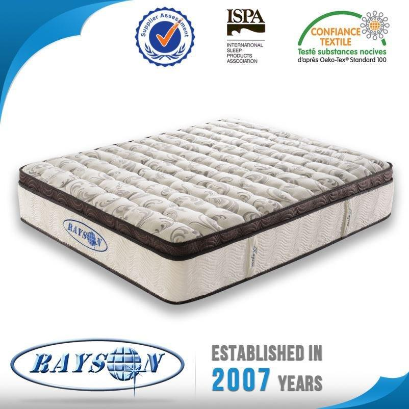 Competitive Price Highest Level Full Size Pocket Spring Matresses For Sale