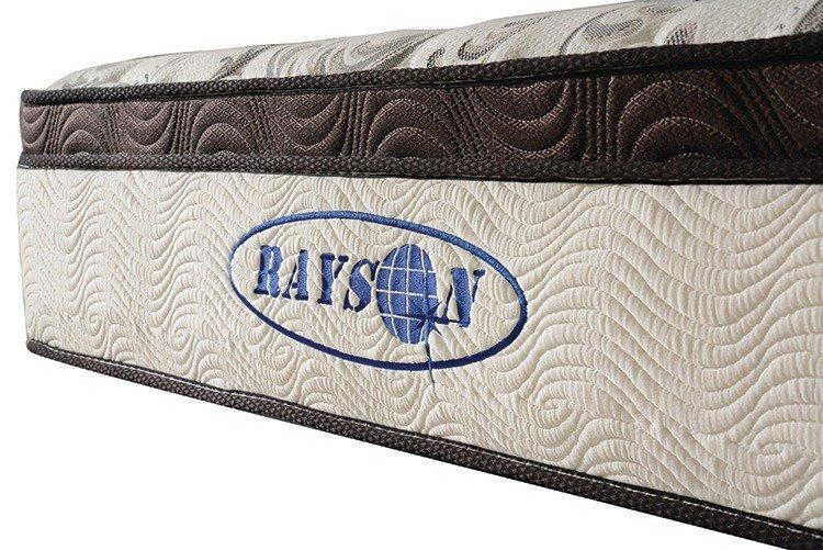 Rayson Mattress plush best hotel beds for sale Suppliers