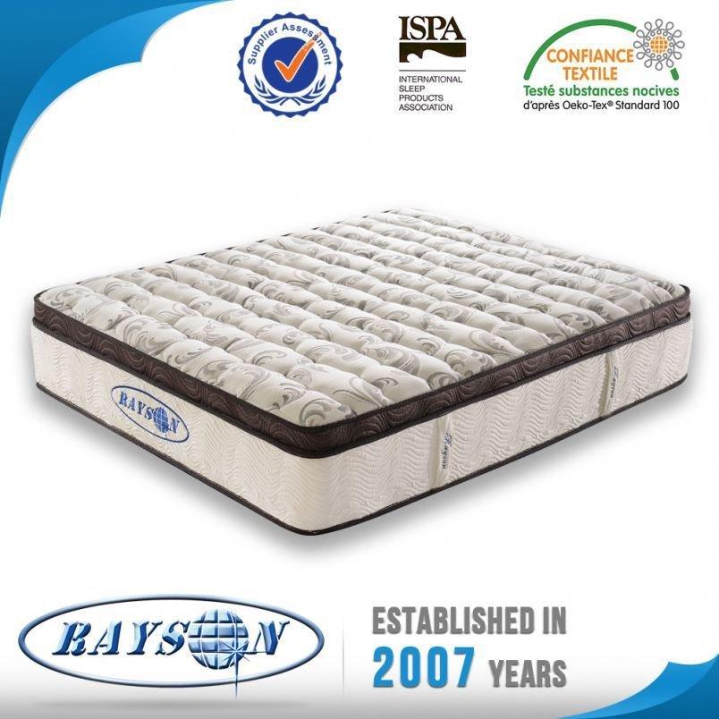 Highest Quality Customizable Comfort Soft Latex Mattress