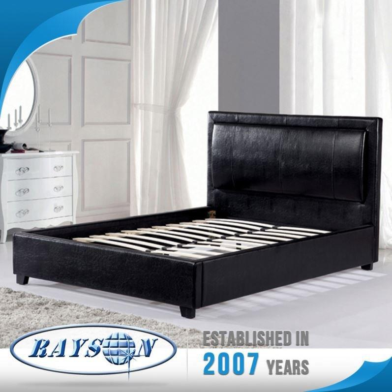 Custom Nice Stylish Customized Cheap Reinforced Bed Frame