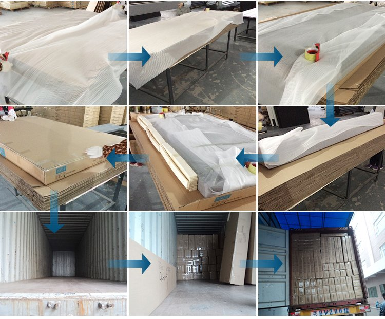Rayson Mattress-Custom Nice Stylish Customized Cheap Reinforced Bed Frame Low-Price simple bed base -6