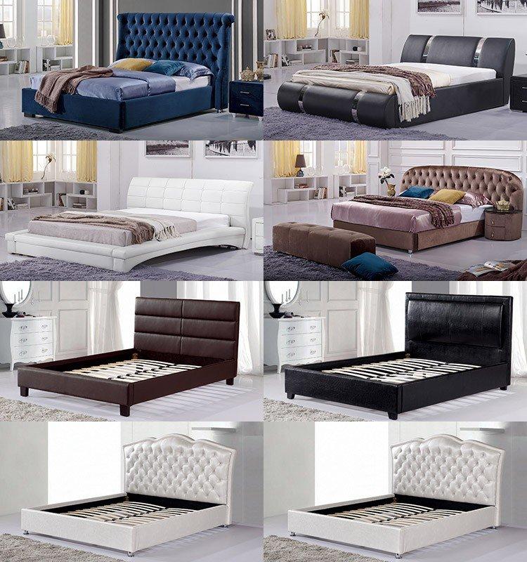 Top high bed frame queen high grade manufacturers-5
