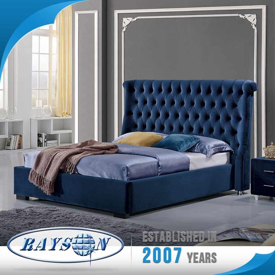 Bedroom Furniture Hot Selling Fancy King Size 1.2M Bed